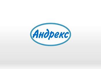 Логотип компании Андрекс
