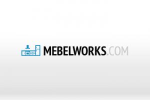 Логотип компании mebelworks
