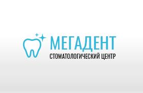 Логотип компании Мегадент